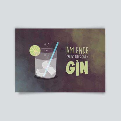 Am Ende ergibt alles einen Gin 1