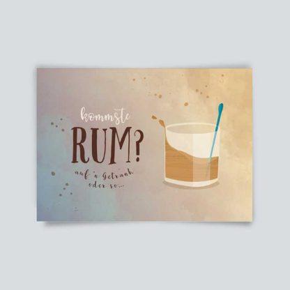 Kommste Rum? 1