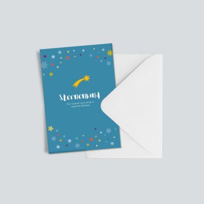 """Trauerkarte """"Sternenkind"""" 1"""