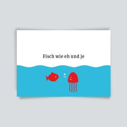 Fisch wie eh und je 1