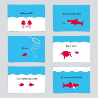 Postkarten Angebot Küstenpost